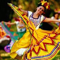 Мексико - мексикански танци