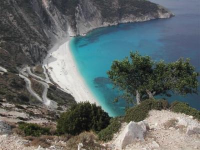 Кефалония - заливът Миртос